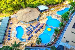 Golden Dolphin Grand Hotel, Hotely  Caldas Novas - big - 1