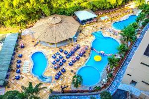 Golden Dolphin Grand Hotel, Hotel  Caldas Novas - big - 22