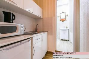 Charming Apartment in Old Town, Apartmány  Tbilisi City - big - 7