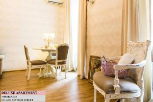 Charming Apartment in Old Town, Апартаменты  Тбилиси - big - 9