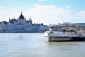 Grand Jules - Boat Hotel, Boote  Budapest - big - 60