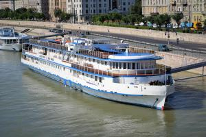 Grand Jules - Boat Hotel, Boote  Budapest - big - 29