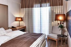 Olympus Thea Hotel, Hotels  Platamonas - big - 9
