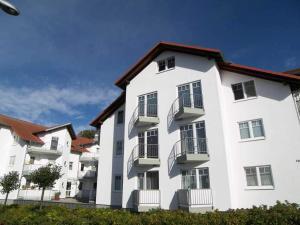 Апартаменты с балконом
