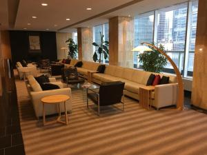 Luxury Furnished Corporate Suite in Downtown Toronto, Апартаменты  Торонто - big - 12
