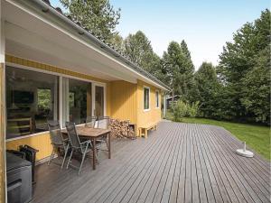Holiday home Sluseparken Aakirkeby X, Holiday homes  Vester Sømarken - big - 11