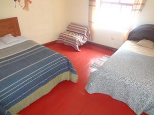 Auquis Ccapac Guest House, Hostelek  Cuzco - big - 55