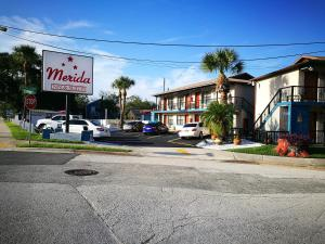 Merida Inn & Suites, Motely  St. Augustine - big - 19