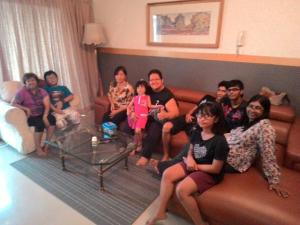 H8 Saville MidValley KL City, Apartmány  Kuala Lumpur - big - 53