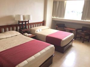 Hotel Fortin Plaza, Szállodák  Oaxaca de Juárez - big - 5