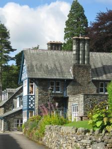 Ravenstone Manor, Szállodák  Keswick - big - 56