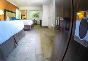 Habitación con 2 camas dobles - No fumadores