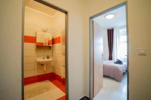 apartmán Zámečnická 3, Apartmány  Olomouc - big - 6