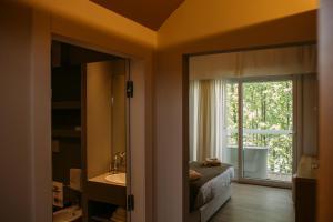 Hotel Saraceno, Отели  Морской Милан - big - 24