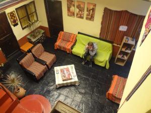 Auquis Ccapac Guest House, Hostelek  Cuzco - big - 41