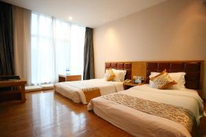 Shanshui Trends Hotel East Station, Отели  Гуанчжоу - big - 45