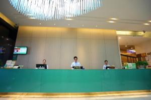 Shanshui Trends Hotel East Station, Отели  Гуанчжоу - big - 50