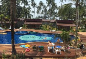 Seafar Resort, Rezorty  Ko Kood - big - 44