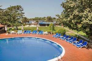 Hotel Holiday International, Отели  Шарджа - big - 53