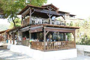 Haus Platanos, Апартаменты  Вурвуру - big - 50