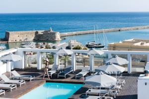 Aquila Atlantis Hotel, Hotely  Herakleion - big - 67
