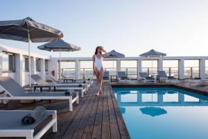 Aquila Atlantis Hotel, Hotely  Herakleion - big - 70
