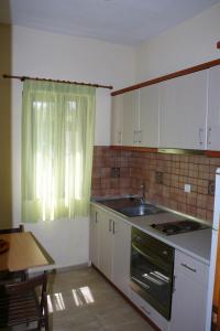 Haus Platanos, Апартаменты  Вурвуру - big - 6