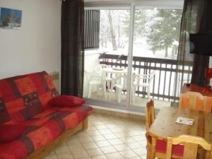Apartment Plaine alpe, Apartmány  Le Bez - big - 2