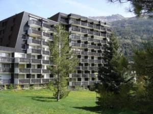 Apartment Plaine alpe, Apartmány  Le Bez - big - 7