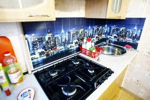 Apartment U Taganskogo Parka, Appartamenti  Ekaterinburg - big - 8