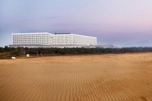 Wyndham Grand Qingdao, Hotels  Huangdao - big - 29