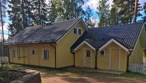Cottage Virojoki, Ferienhäuser  Virojoki - big - 13