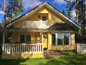 Cottage Virojoki, Ferienhäuser  Virojoki - big - 14