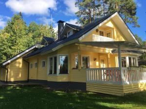 Cottage Virojoki, Ferienhäuser  Virojoki - big - 15