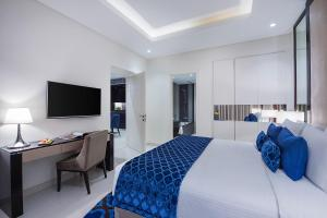 One Bedroom Suite with Burj Khalifa View