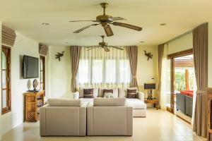 Idyllic Samui Resort, Rezorty  Choeng Mon Beach - big - 171