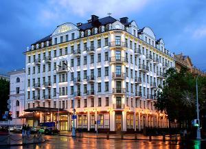 Отель Europe, Минск