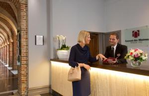 Alliance Lille - Couvent Des Minimes, Hotely  Lille - big - 33