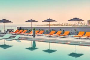 Lujo Morros City Aptos Frente La Playa Bocagrande, Ferienwohnungen  Cartagena de Indias - big - 1