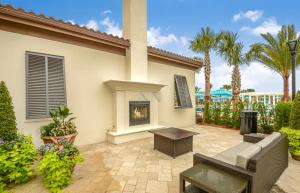 Four Bedroom Vacation Townhouse 19md86 Windsor at Westside, Nyaralók  Kissimmee - big - 20