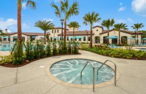 Four Bedroom Vacation Townhouse 19md86 Windsor at Westside, Dovolenkové domy  Kissimmee - big - 17