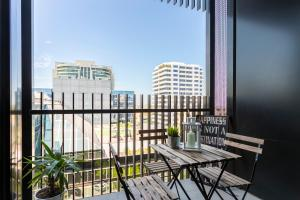 COMPLETE HOST St Kilda Rd Apartments, Апартаменты  Мельбурн - big - 19