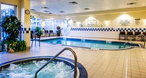 Hilton Garden Inn Niagara-on-the-Lake, Hotels  Niagara on the Lake - big - 39