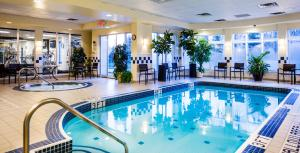 Hilton Garden Inn Niagara-on-the-Lake, Hotels  Niagara on the Lake - big - 38
