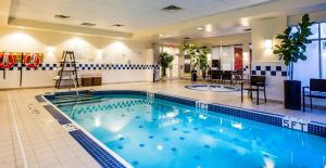 Hilton Garden Inn Niagara-on-the-Lake, Hotely  Niagara on the Lake - big - 37