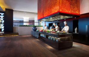 Grand Hyatt Dalian, Отели  Далянь - big - 38