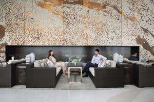 Grand Hyatt Dalian, Отели  Далянь - big - 36