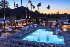 Andaz Scottsdale Resort & Spa-a concept by Hyatt, Курортные отели  Скоттсдейл - big - 33