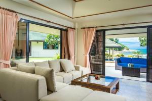 Idyllic Samui Resort, Rezorty  Choeng Mon Beach - big - 26
