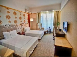D6 Hotel (Chengdu South Railway Station), Hotels  Chengdu - big - 9
